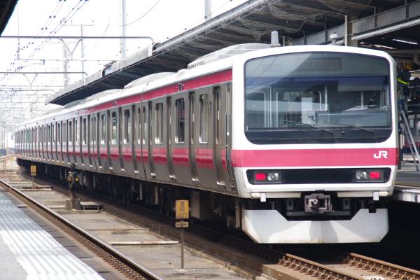 2010年7月20日 京葉線 209系長野配給 後打ち