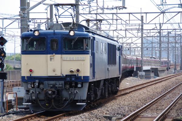 2010年7月20日 京葉線 209系長野配給 出庫2