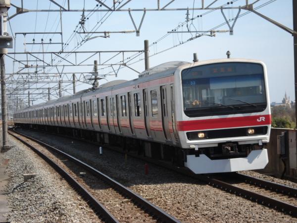 2009年 3月29日 京葉線 京浜東北線 ケヨ33
