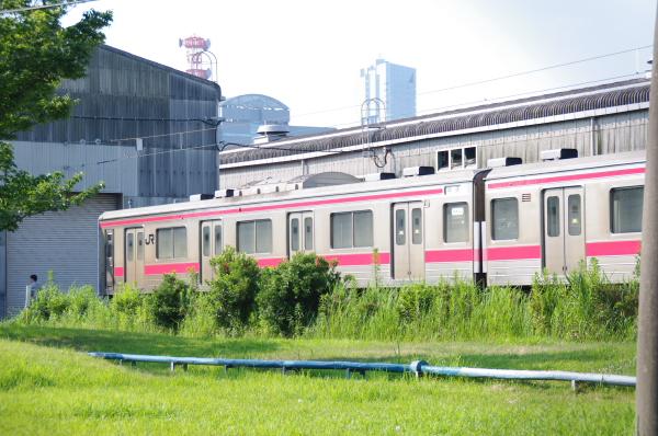 2010年7月22日 京葉車両センター ケヨ11朝1