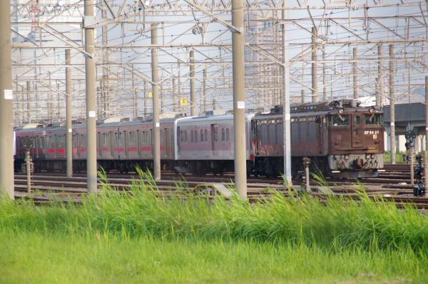 2010年7月22日 京葉車両センター 全体2.5