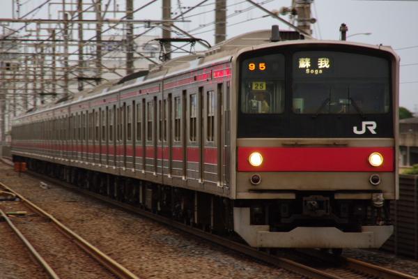 2010年7月29日 京葉線 ケヨ25