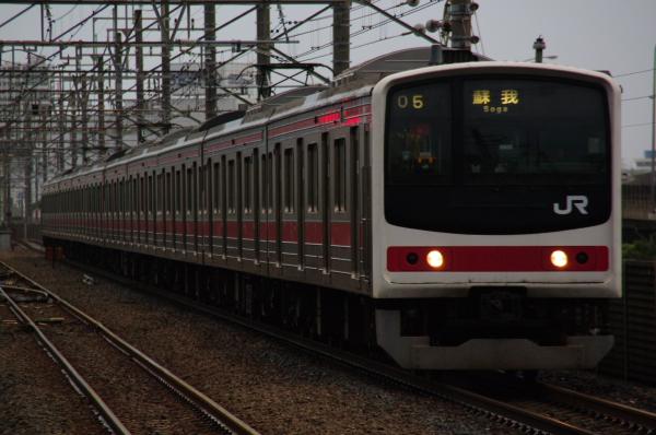 2010年7月29日 京葉線 ケヨ9