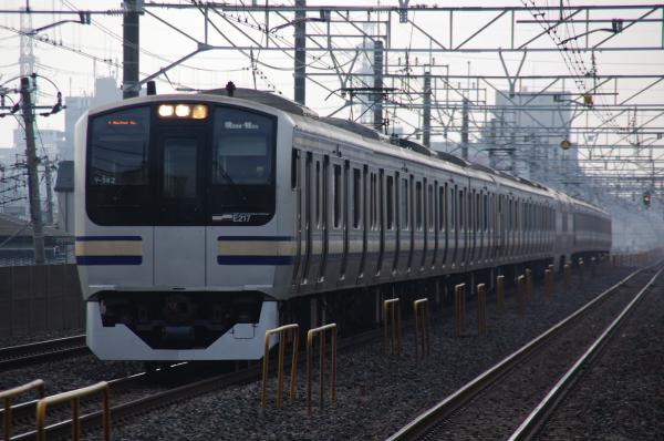 2010年7月31日 京葉線 白い砂 TDR臨 Y142