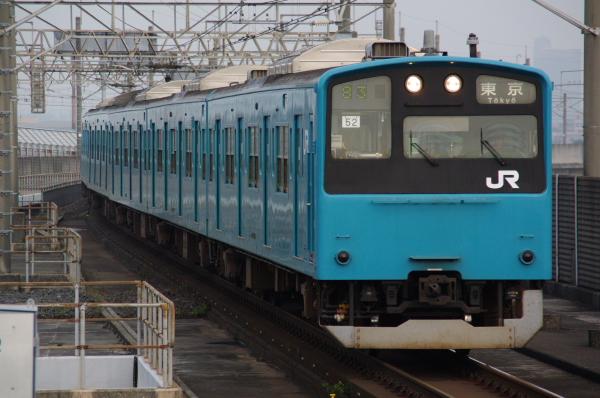 2010年7月31日 京葉線 白い砂 TDR臨 ケヨ52 南船橋