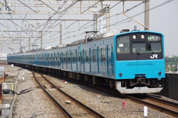 2010年7月31日 京葉線 白い砂 TDR臨 ケヨ51 葛西臨海公園