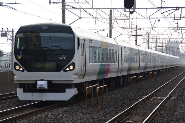 2010年7月31日 京葉線 白い砂 TDR臨 千葉あずさ 下総中山