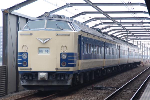 2010年7月31日 京葉線 白い砂 TDR臨 後打ち2