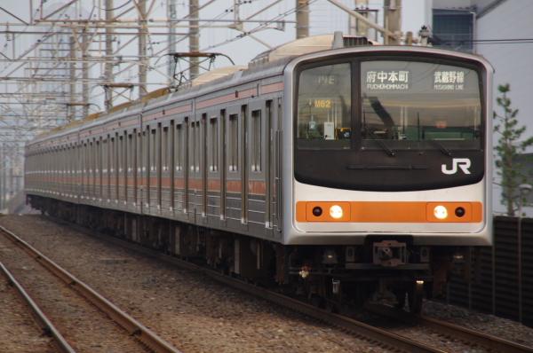 2010年7月31日 京葉線 白い砂 TDR臨 M62