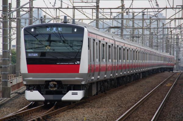 2010年 4月21日 京葉線 E233系