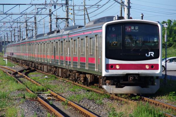 2010年8月5日 京葉線 ケヨ9 本納