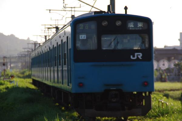 2010年8月5日 京葉線 K4 福俵