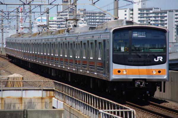 2010年8月5日 京葉線 M64 舞浜