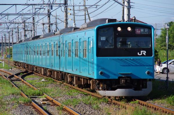 2010年8月5日 京葉線 ケヨ54 本納