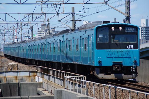 2010年8月5日 京葉線 ケヨ52+K2 舞浜