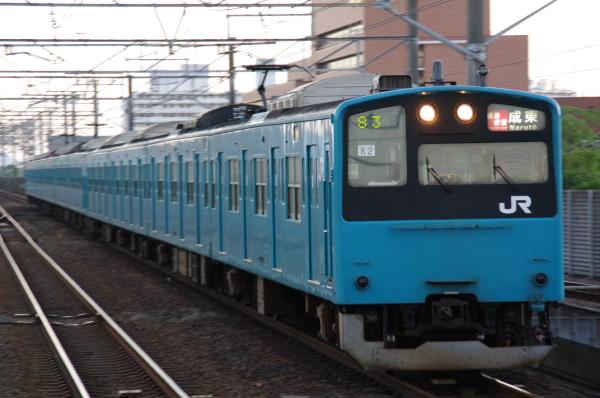 2010年8月5日 京葉線 ケヨ52+K2 新浦安