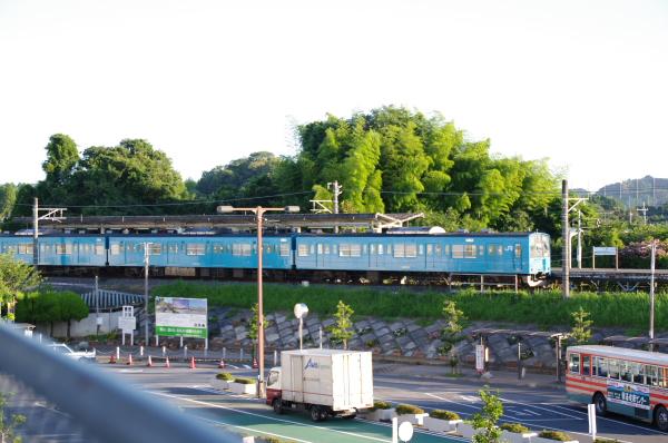 2010年8月5日 京葉線 成東