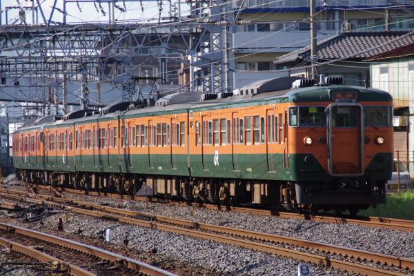 2010年8月5日 京葉線 湘南色10連 マリ117+マリS62 蘇我