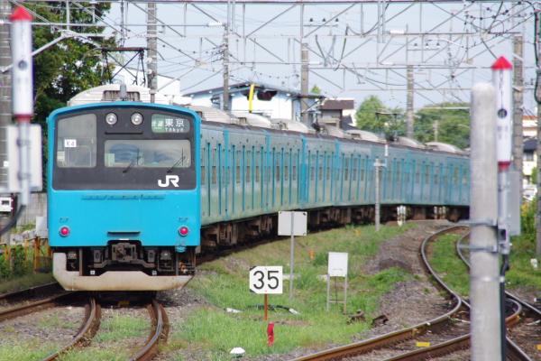 2010年8月8日 白い砂 外房・東金線 ケヨ54+K4 誉田