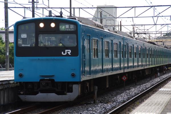 2010年8月8日 白い砂 外房・東金線 ケヨ54 誉田