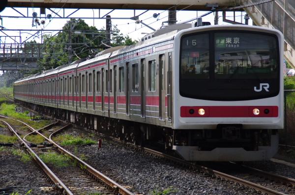 2010年8月8日 白い砂 外房・東金線 ケヨ5