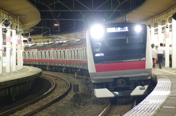2010年8月18日 京葉線 ケヨ503 大網