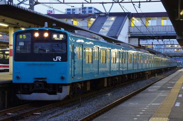 2010年8月18日 京葉線 ケヨ53 蘇我