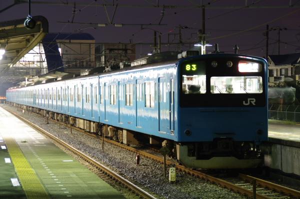2010年8月18日 京葉線 ケヨ54 誉田