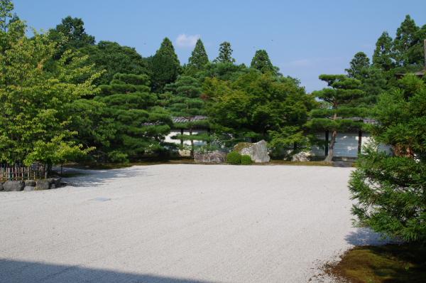 2010年8月18~20日 京葉線 18きっぷ 京都旅行 石庭