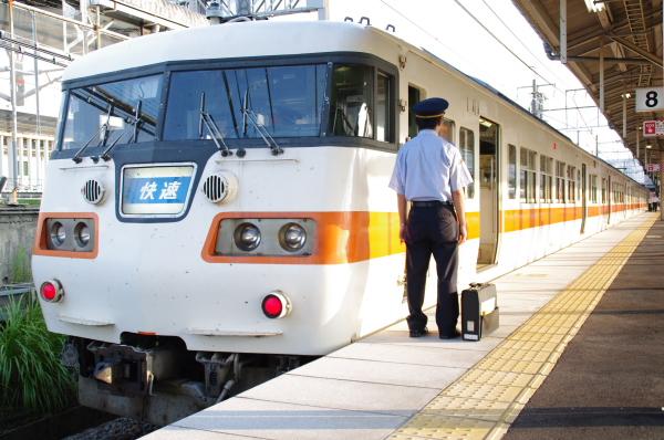 2010年8月19日 18きっぷ 京都旅行 117系 米原