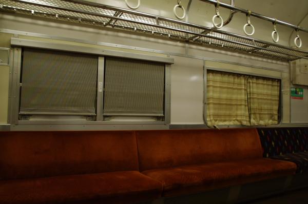 2010年8月19日 18きっぷ 京都旅行 419系車内6