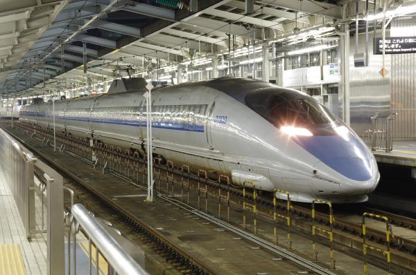 2010年8月19日 18きっぷ 京都旅行 500系 新大阪