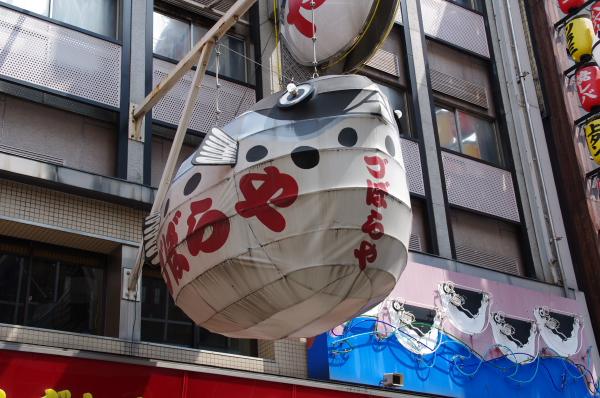 2010年8月20日 18きっぷ 大阪旅行 づぼらや