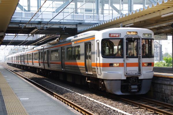 2010年8月20日 18きっぷ 大阪旅行 313系 大垣