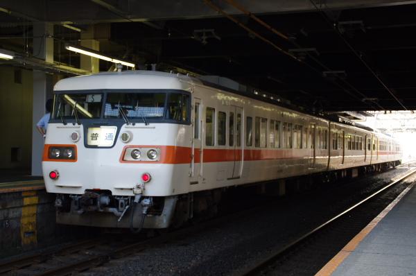 2010年8月20日 18きっぷ 大阪旅行