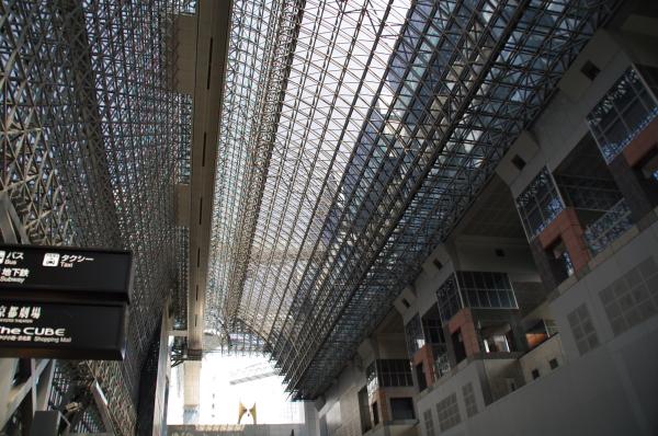 2010年8月20日  18きっぷ 大阪旅行 京都駅