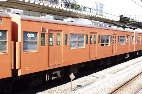 2010年9月1日 ケヨ81試運転 武蔵野線 中央線  H7 クーラー故障