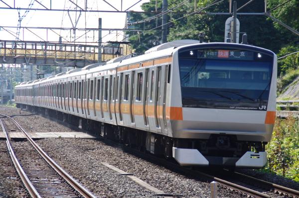 2010年9月1日 ケヨ81試運転 武蔵野線 中央線  T30 西国分寺