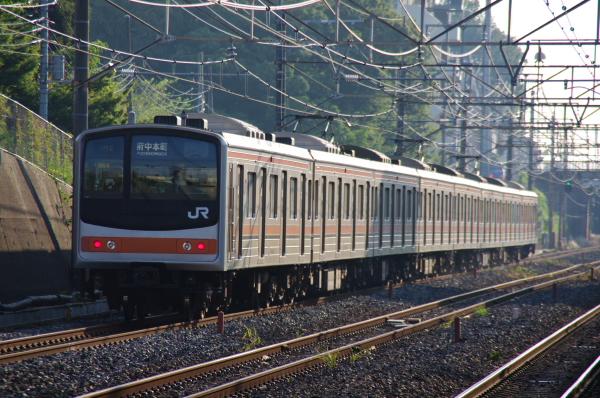 2010年9月1日 ケヨ81試運転 武蔵野線 中央線  M64 東浦和