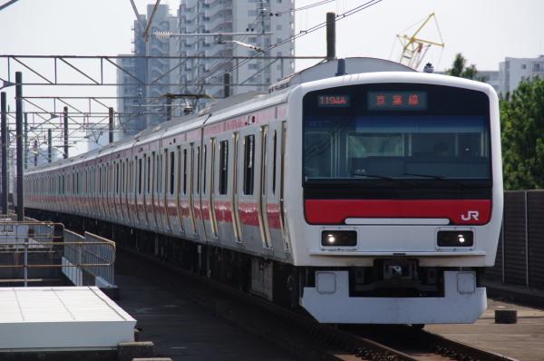 2010年9月5日 京葉線 AK1 海浜幕張