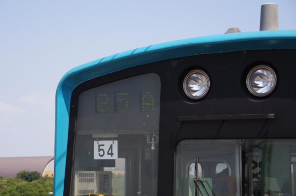 2010年9月5日 京葉線 ケヨ54 列番