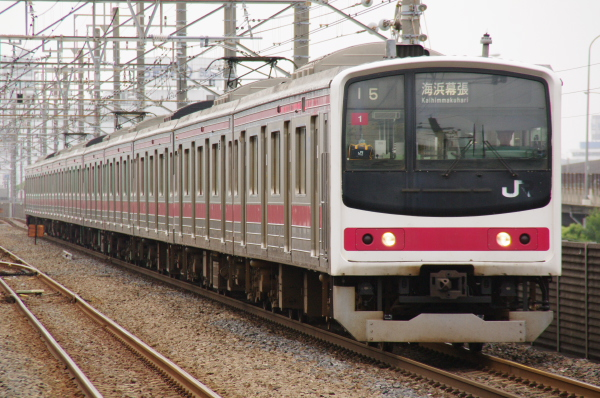 ケヨ1 2010年6月20日 東金線 E233系試運転
