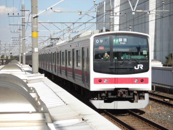 ケヨ1 2007年2月 新浦後打ち