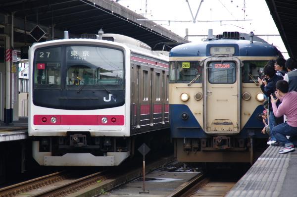 ケヨ1 2010年5月30日 旅れっしゃ京葉号