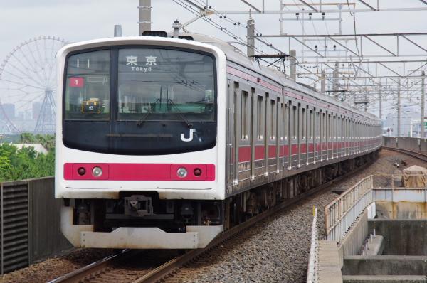 ケヨ1 2010年6月27日 京葉線