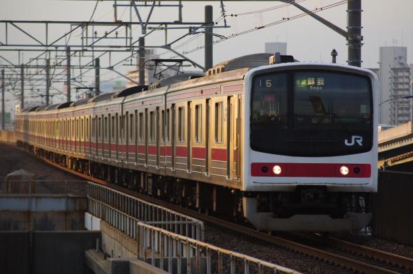 2010年9月18日 京葉線 ケヨ2