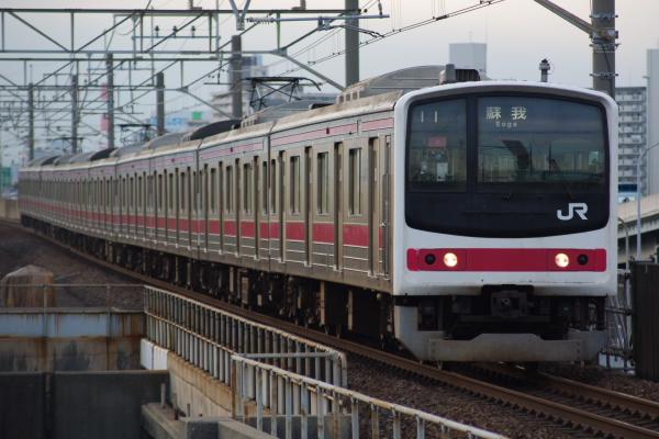 2010年9月18日 京葉線 ケヨ7