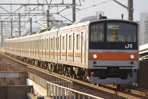 2010年9月18日 京葉線 ケヨM7