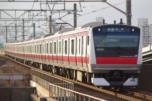 2010年9月18日 京葉線 ケヨ504