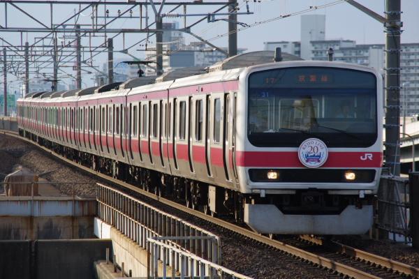 2010年9月18日 京葉線 ケヨ31